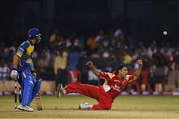 RC Bangalore v Cape Cobras:  Airtel Champions League Twenty20