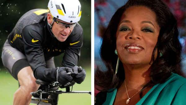 Oprah: Lance Armstrong admitted doping
