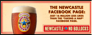 Brutally Honest Branding: Newcastle Brown Ale (Brand Case Study) image Newcastle 4