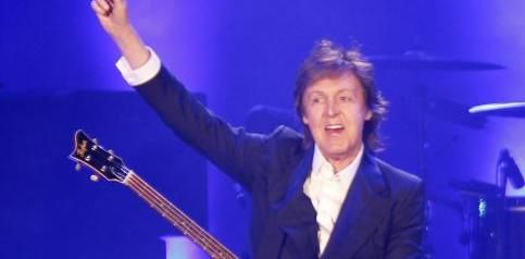 Paul McCartney in concerto a Montevideo