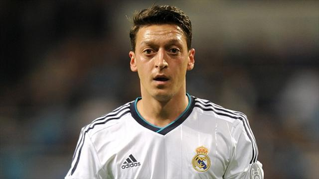 Premier League - Arsenal close on £46m Mesut Ozil deal