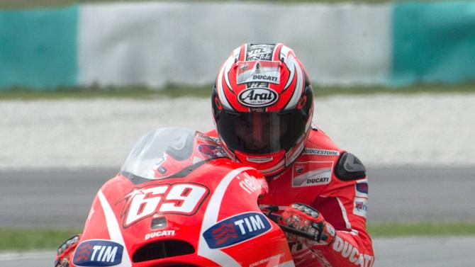 MotoGP Tests in Sepang - Day Four