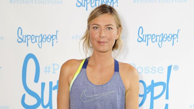 Maria Sharapova Shares How She Stays in Shape Off the Tennis Court