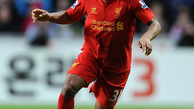 Football - Sterling signs new Reds deal