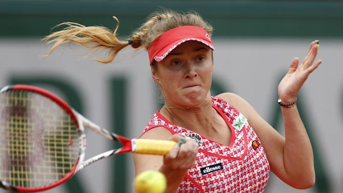 Svitolina repeats as Baku Cup champion