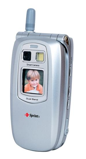 In 2002 the first flip-phones were introduced, including ...