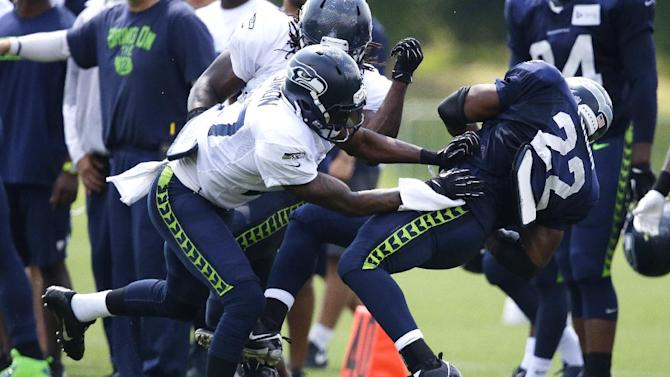 Seahawks' mock game is prep for preseason opener