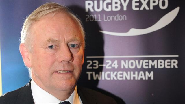 Rugby - Wheeler sees things differently