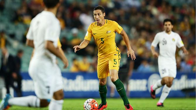 Milligan eyes fast start with Socceroos