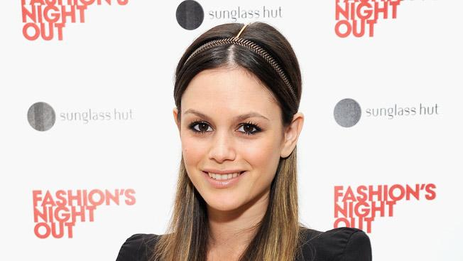 Rachel Bilson Fashions Night Out Sunglass HutLA