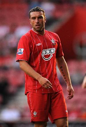 Rickie Lambert is eager to get games for Southampton