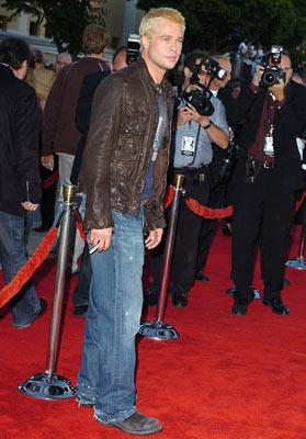 Brad Pitt at the Los Angeles premiere of 20th Century Fox's Mr. & Mrs. Smith