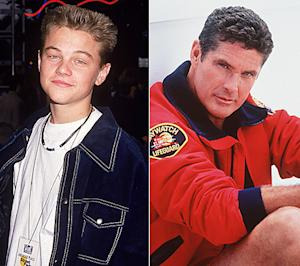 Leonardo DiCaprio Auditioned to Play David Hasselhoff's Son on Baywatch!
