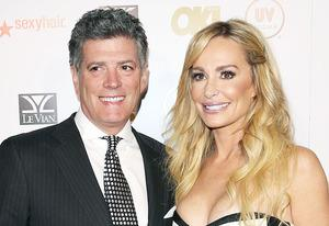 John Bluher and Taylor Armstrong | Photo Credits: Paul Archuleta/FilmMagic