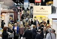 The floor at the International Home and Housewares Show 2011