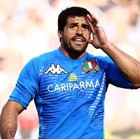 Andrea Masi (pictured) has signed for Wasps to fill the void left by Dominic Waldouck's departure to Northampton