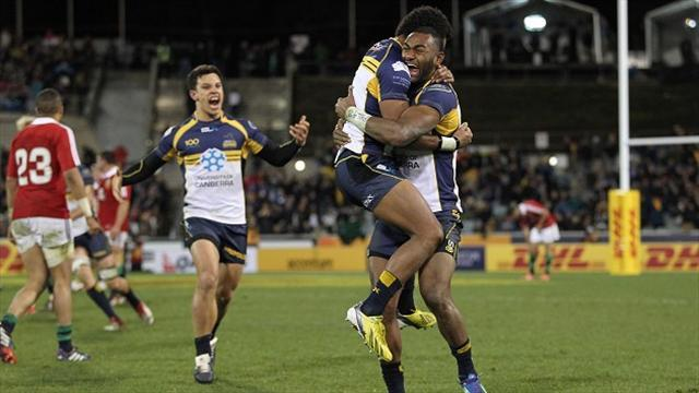 Super Rugby - Brumbies unchanged for Super Rugby final