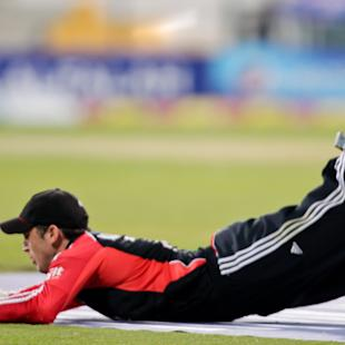 Kieswetter injured by freak bouncer
