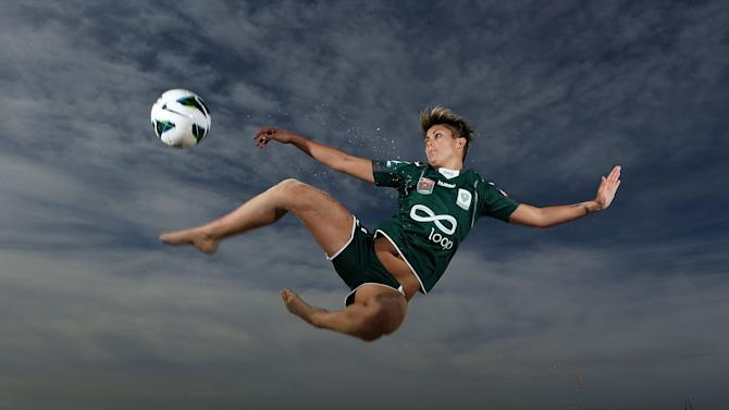 2012/13 W-League Season Launch