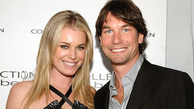 Rebecca Romijn and Jerry O amp Connell