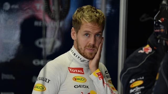 Formula 1 - Vettel: New F1 engines sound s**t