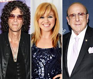 """Howard Stern Slams Clive Davis Over Kelly Clarkson Comments: """"I Find It Sickening"""""""