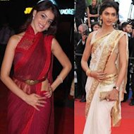 How to Choose a Perfect Saree for Your Body Type