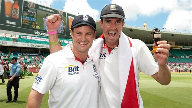 Cricket - Strauss: KP lost love for English cricket, caused falling out