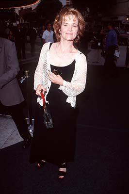 Premiere: Lea Thompson at the Westwood premiere of Dreamworks' Saving Private Ryan - 7/21/1998