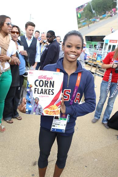 Kelloggs At London 2012 XXX Olympic Games - Day 7