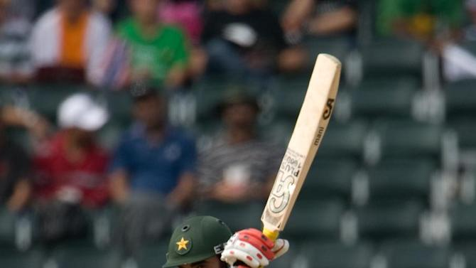 Imran Nazir hit three sixes in his 36-ball knock