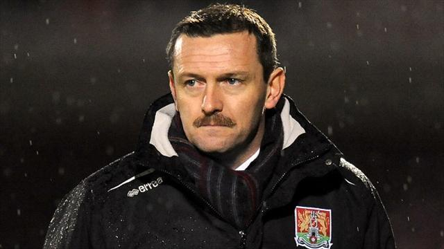 League Two - Boothroyd thankful for time