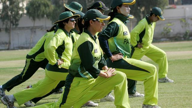 Cricket - Pakistani women hail breakthrough tournament