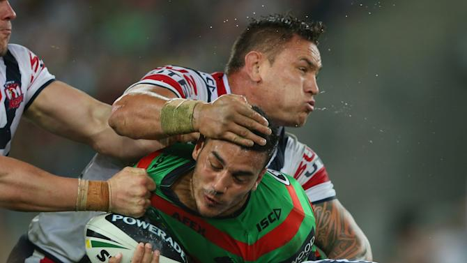 NRL Rd 26 - Rabbitohs v Roosters