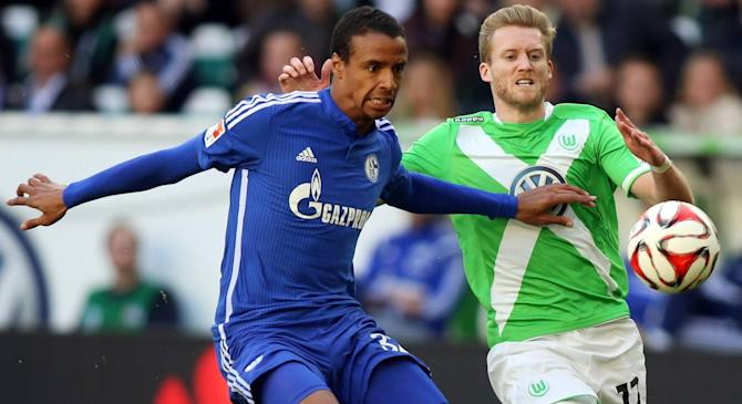 Video: Wolfsburg vs Schalke 04