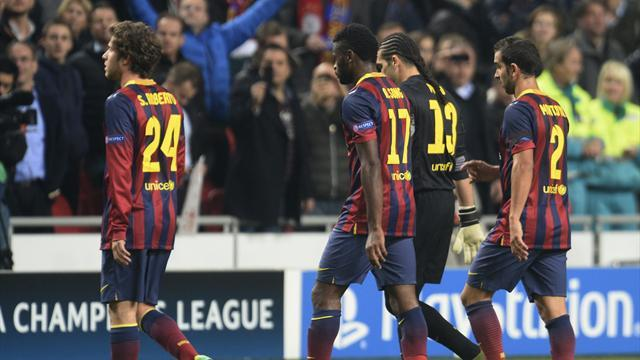 Liga - Valdano: Barca coming to the end of their cycle