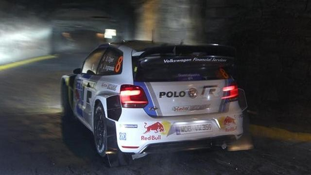 WRC - Ogier leads from Ostberg in Mexico