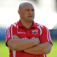 Paul Anderson refused to be downcast after Huddersfield's defeat by St Helens