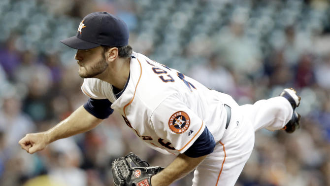 Astros avoid sweep with 6-1 win over Braves