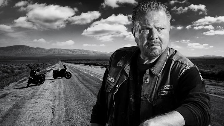 "William Lucking stars as Piermont Piney Winston in ""Sons Of Anarchy."""