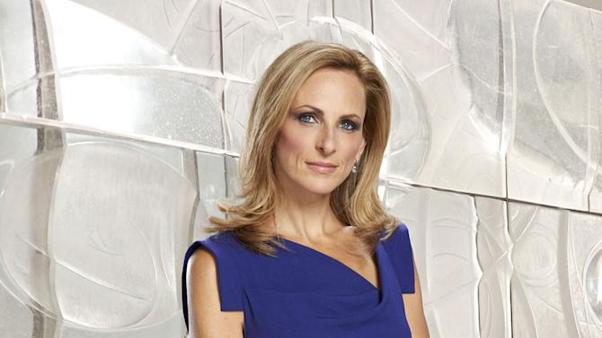 """Marlee Matlin competes in """"The Celebrity Apprentice."""""""