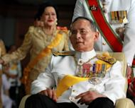 The royal family is a highly sensitive topic in politically turbulent Thailand. King Bhumibol Adulyadej, who is revered as a demi-god by many Thais, has been hospitalised since September 2009