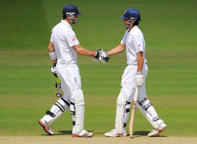 England v Sri Lanka: 2nd npower Test - Day Five