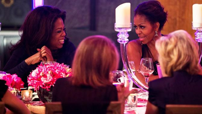 Michelle Obama Reportedly Vacationing With Oprah Winfrey at Maui Estate
