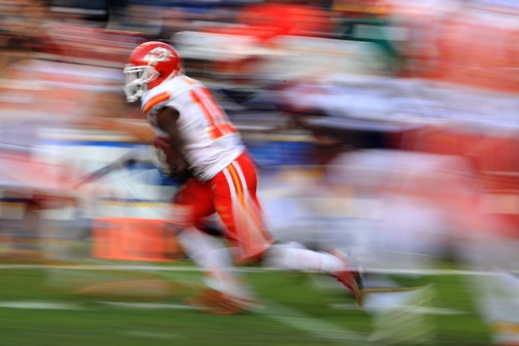 Tyreek Hill's final TD run cost a Vikings return man $100000