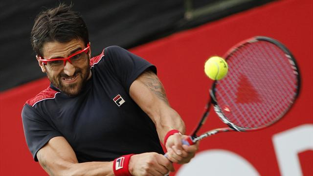 Davis Cup - Serbia's Tipsarevic out of final