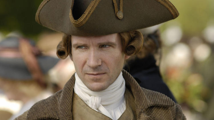 Ralph Fiennes The Duchess Production Stills Paramount Vantage 2008