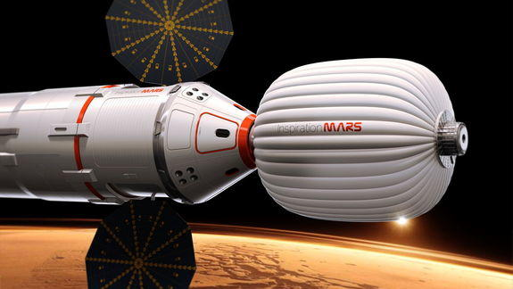 Manned Missions to Mars: Scientists Discuss Red Planet Exploration This Week