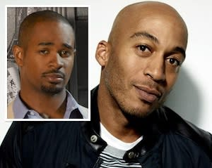 Happy Endings Exclusive: Is Las Vegas' James Lesure the New Brad?