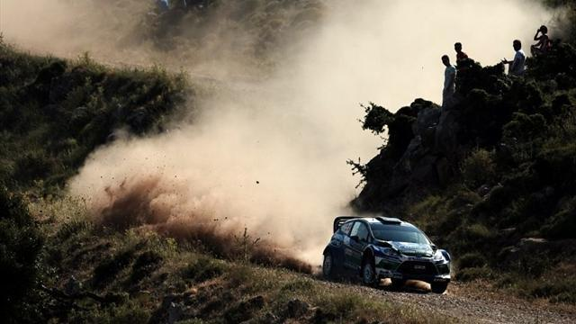 WRC - Acropolis keen on ERC slot after WRC departure